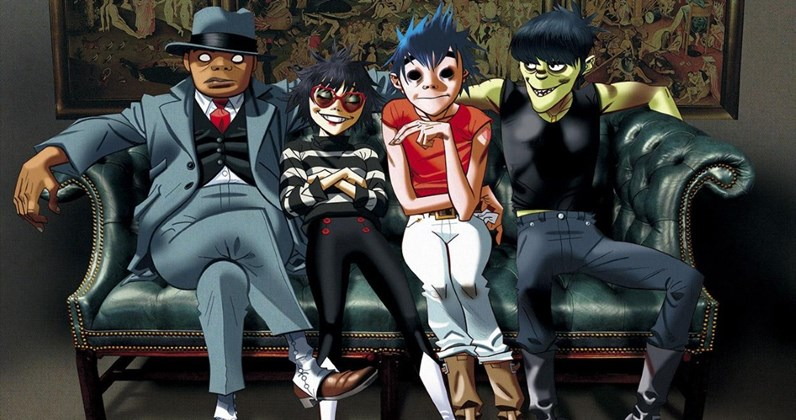 Gorillaz hit songs and albums