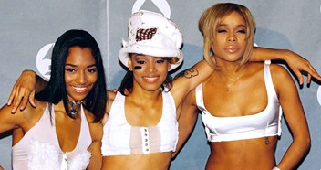 TLC's Official Top 10 biggest selling singles revealed