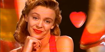 Official Chart Flashback 1989: Kylie Minogue lands her third UK Number 1 single with Hand On Your Heart