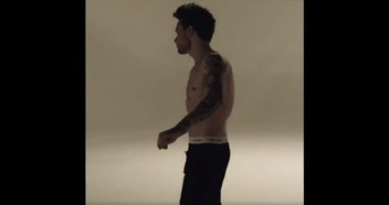 Liam Payne teases R&B flavoured debut solo single with shirtless video clip