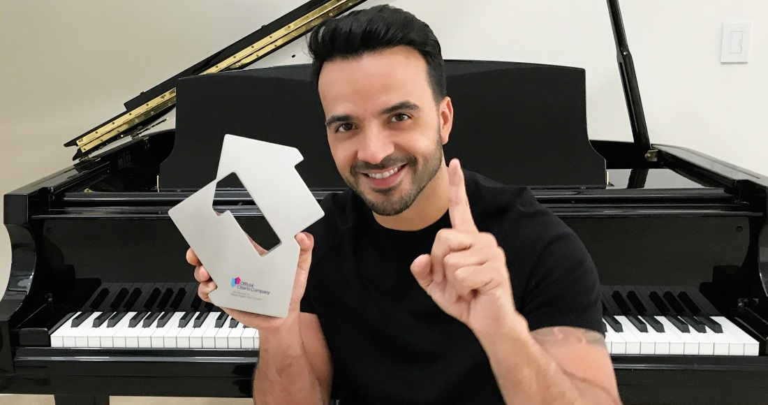 Luis Fonsi Number Award Width 796 Mode Stretch Demi Lovato Piano