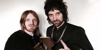 Kasabian's For Crying Out Loud ends Ed Sheeran's reign at Official Albums Chart top spot