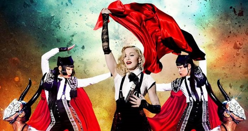 Madonna announces Rebel Heart Tour live album and concert film