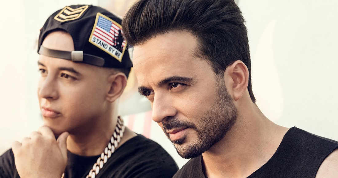 Luis Fonsi, Daddy Yankee and Justin Bieber's Despacito holds on to Number 1
