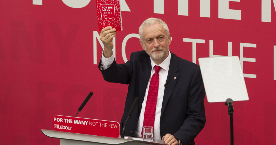 Poll boost for Jeremy Corbyn as Labour slashes Tory general election lead