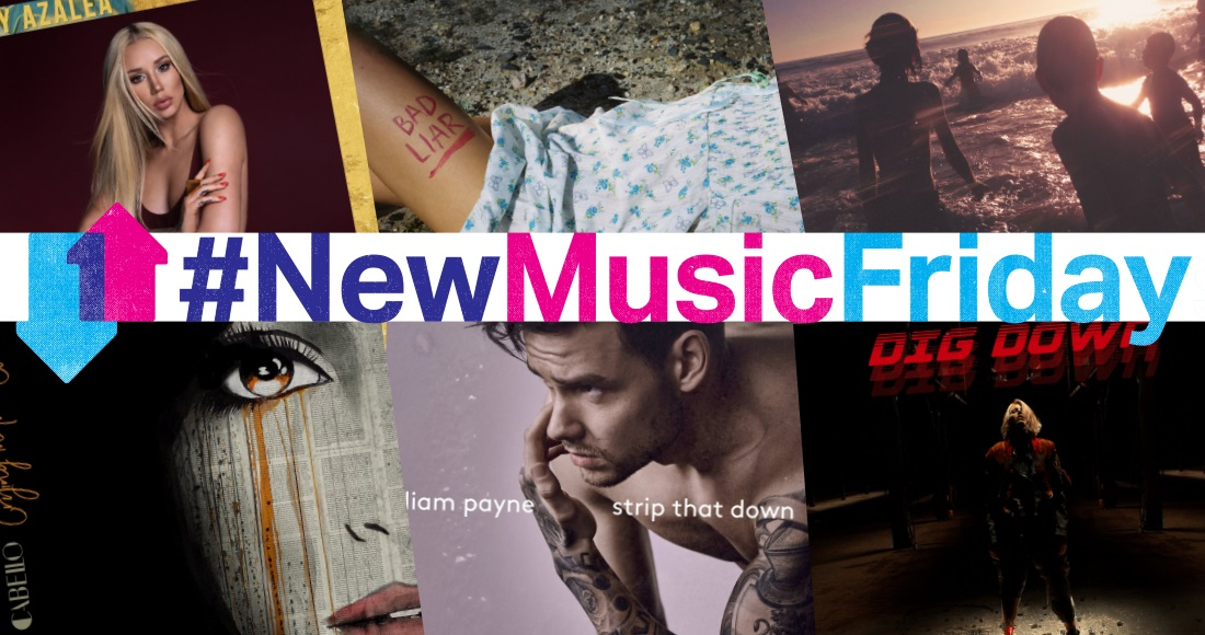This week's new releases: Liam Payne, Selena Gomez, more