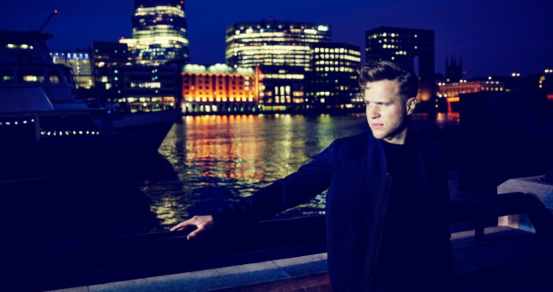 Olly Murs to team with an X Factor winner for new single Unpredictable