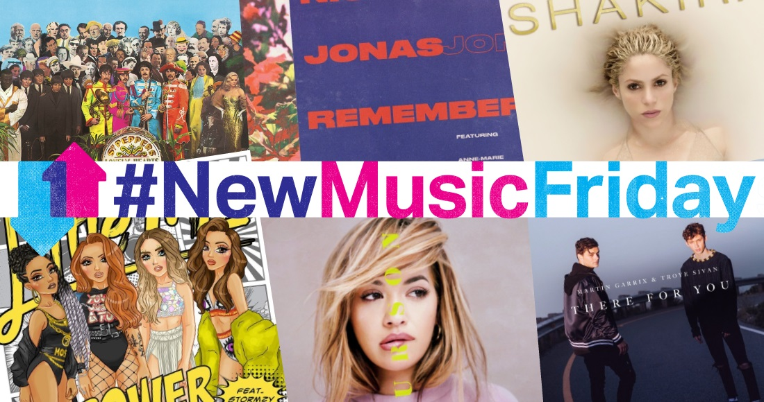 This week's new releases: Little Mix, The Beatles, more