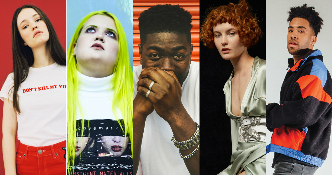 5 up-and-coming artists to watch out for