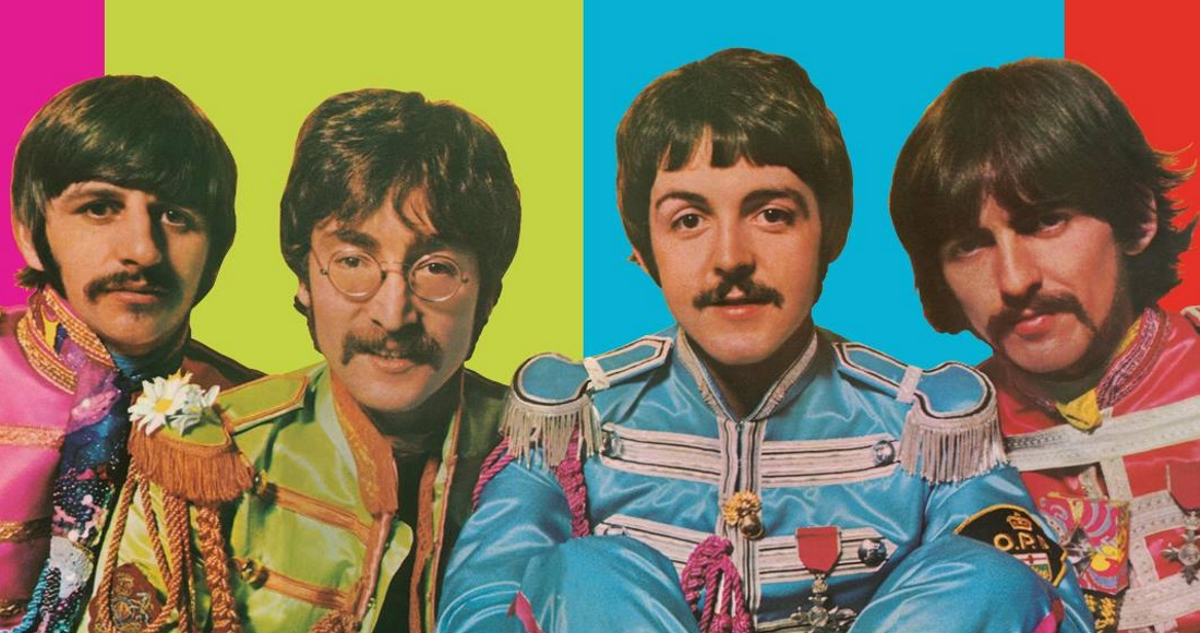 The Beatles Sgt Pepper S Lonely Hearts Club Returns To