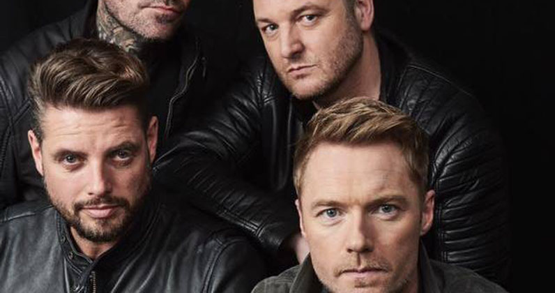 Boyzone reveal 25th anniversary tour and new music plans