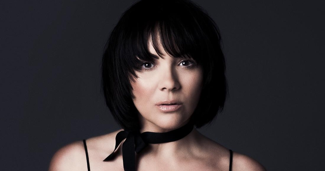 Listen to Martine McCutcheon's first single in 16 years