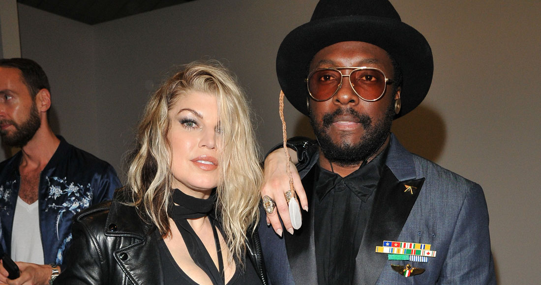 Fergie Leaves the Black Eyed Peas