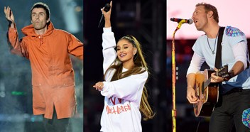 One Love Manchester performers including Ariana Grande, Coldplay and Oasis' Don't Look Back In Anger see huge sales boost after concert