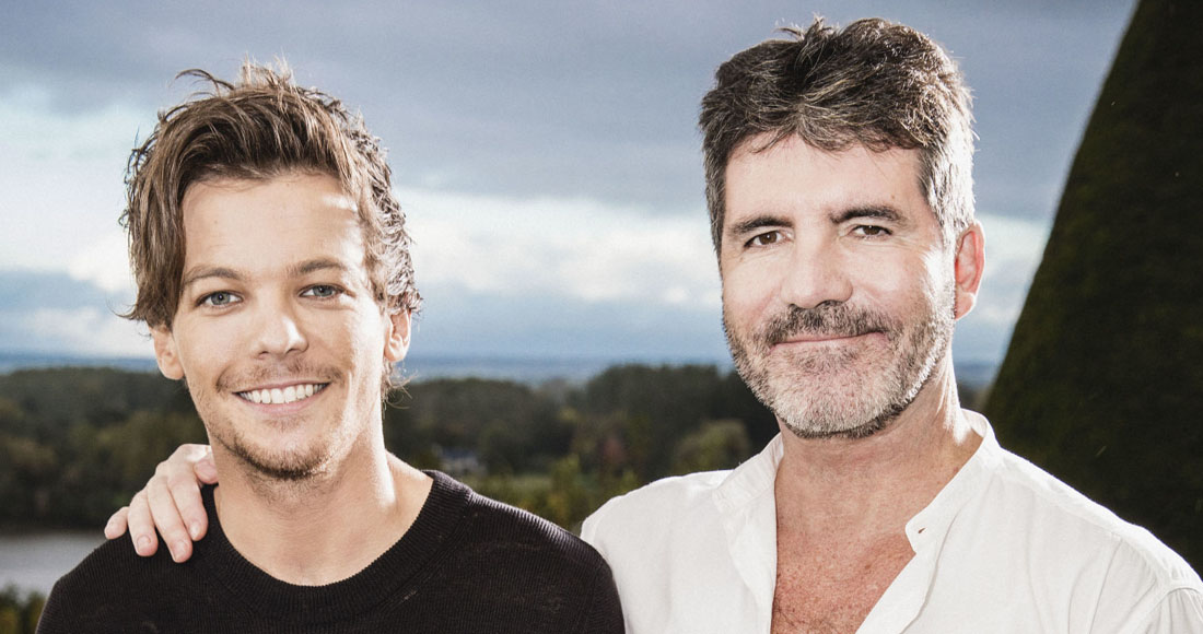 Louis Tomlinson announces solo deal with Simon Cowell's label