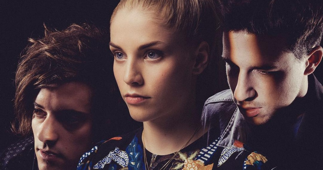 London Grammar outselling Katy Perry in race for Number 1 album