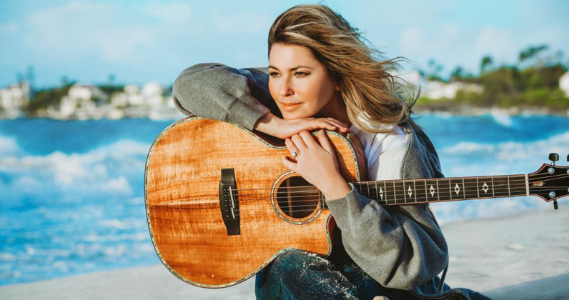 download forever and always song by shania twain