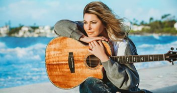 Shania Twain's Official Top 10 biggest songs