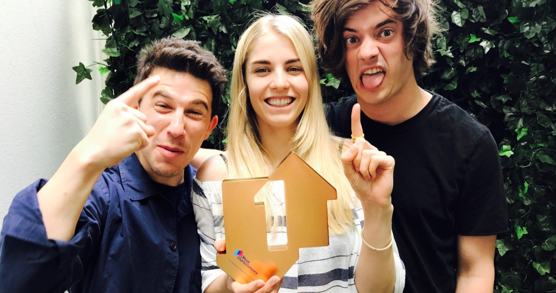 London Grammar beat Glen Campbell and Katy Perry to Albums Number 1