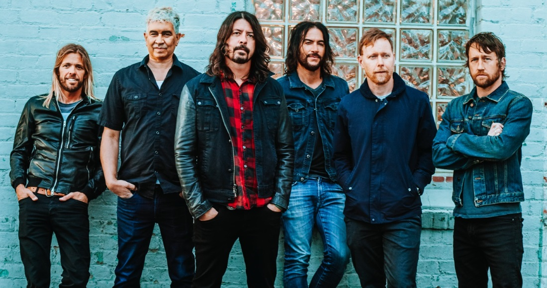 Will Foo Fighters score a fourth UK Number 1 album this Friday?