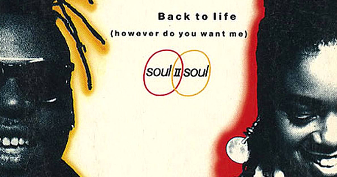 Official Charts Flashback 1989: Soul II Soul scored the song of the summer with Back To Life