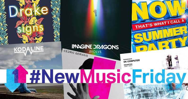 This week's new releases: Imagine Dragons, DJ Khaled, more