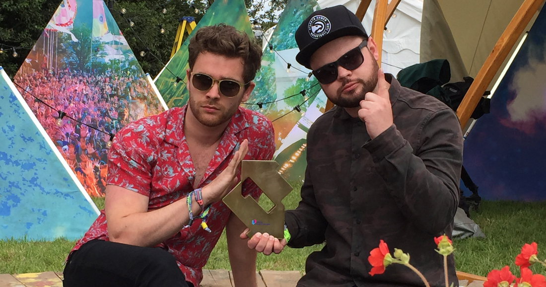Royal Blood rule the Official Albums Chart to score a second Number 1