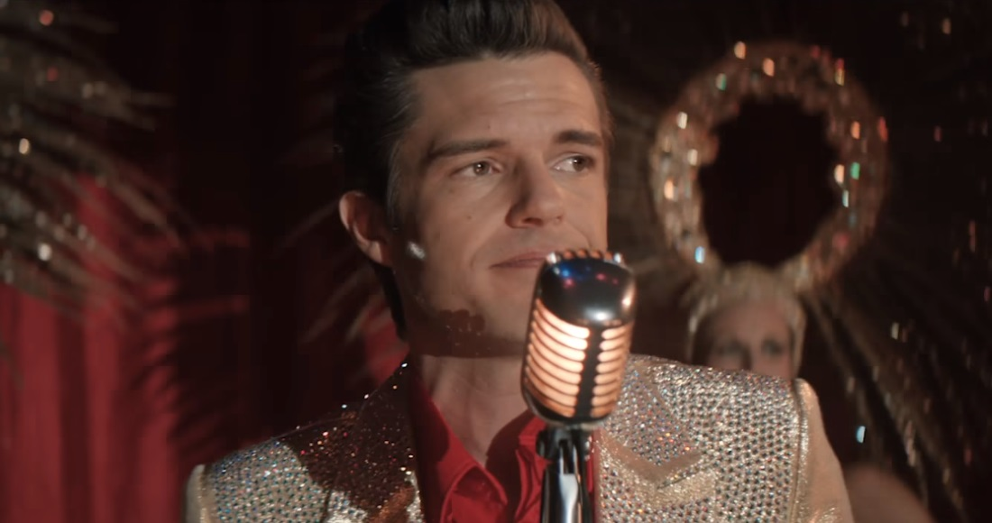 Watch The Killers' latest music video for The Man