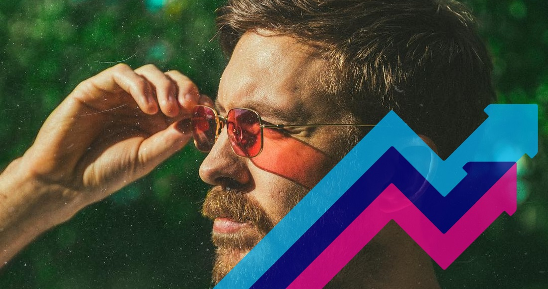 Calvin Harris' Feels is the Number 1 on the UK's Official Trending Chart