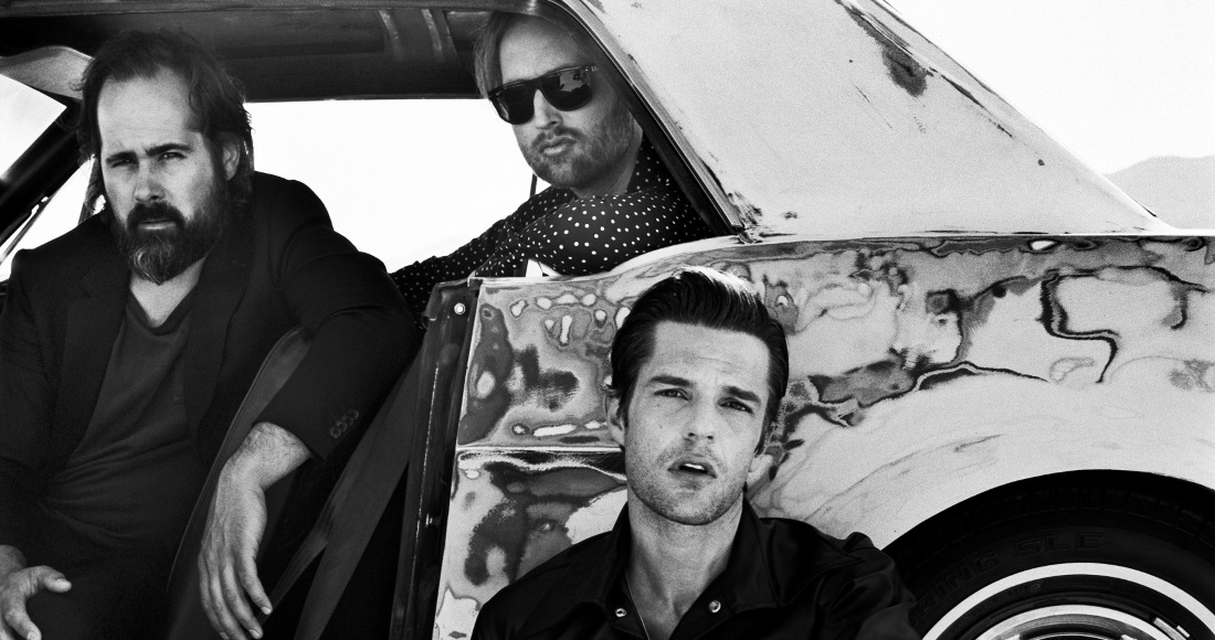 The Killers are leading the pack on the Official Albums Chart Update