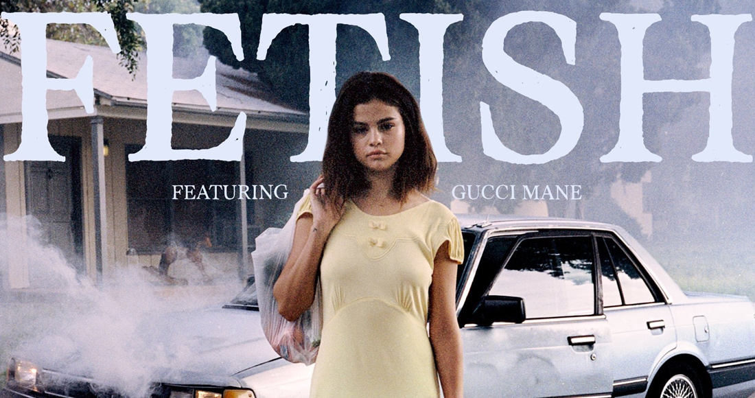 Selena Gomez shares seductive new single Fetish