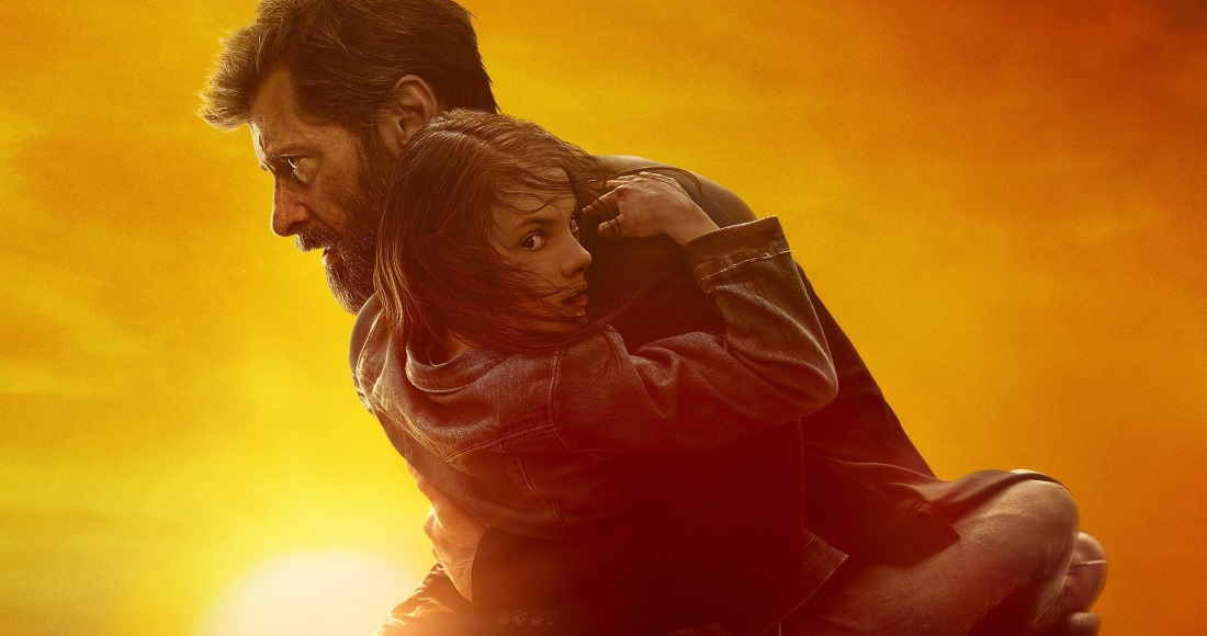 X-Men spin off Logan super-powering its way to DVD Chart glory