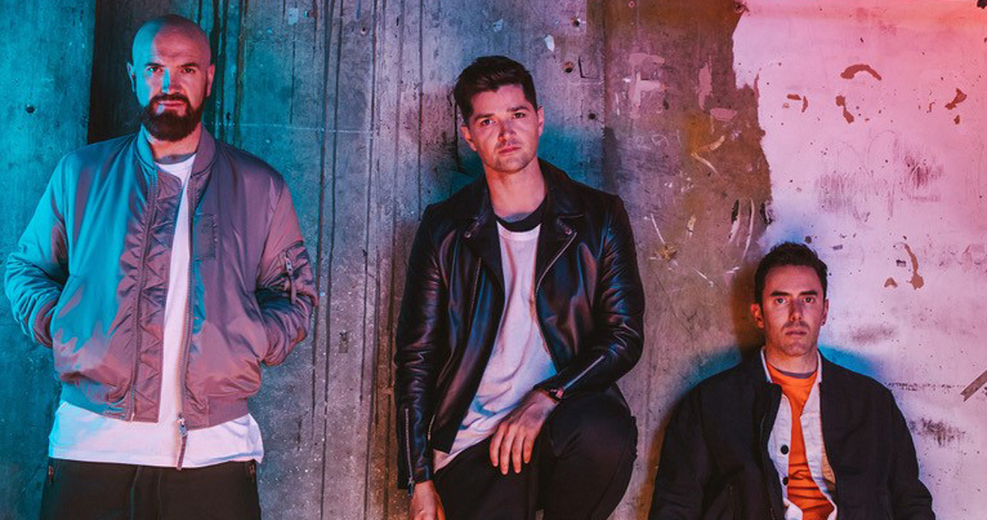 "The Script have released a new single called Rain and we had a chat with them about it: ""It's a case of adapt and change or die"""