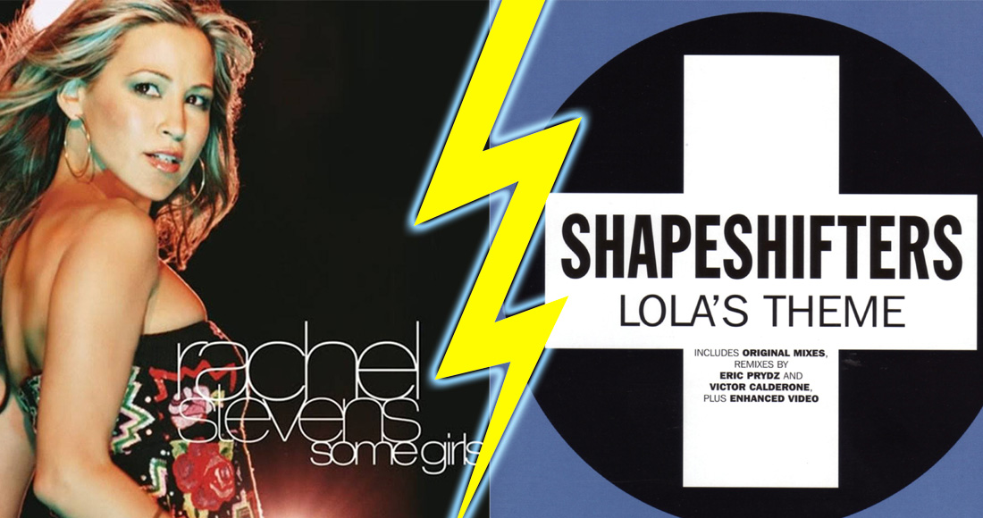 Chart Flashback 2004: Rachel Stevens' Some Girls vs. Lola's Theme