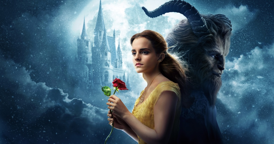 Disney's live action Beauty and the Beast remake is heading for Number 1