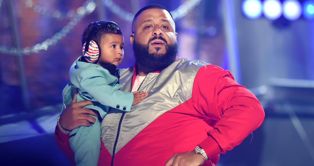 DJ Khaled dethrones Despacito from UK singles Chart top spot