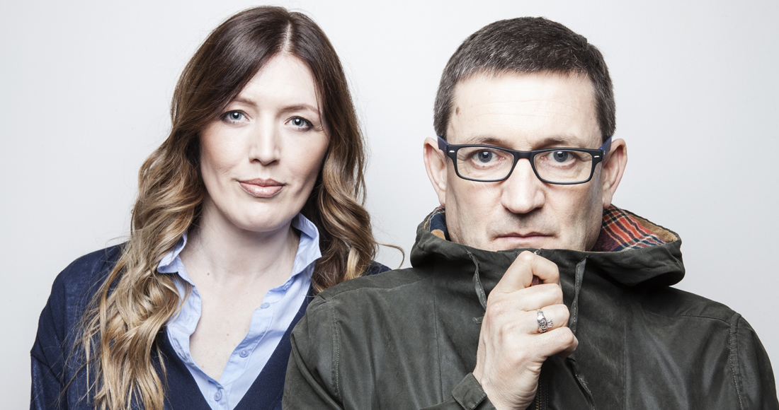 Paul Heaton & Jacqui Abbott set to claim first Number 1 album as a duo