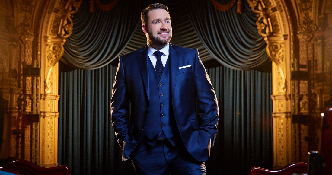 Jason Manford is swapping comedy for an album of musical covers