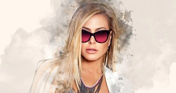 Anastacia is releasing her new single Caught In The Middle this week, and it's one of her trademark power anthems