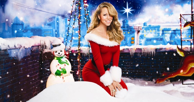Mariah Careys All I Want For Christmas Is You.Mariah Carey S All I Want For Christmas Is You Reaches New