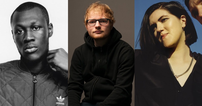 Mercury Prize 2017 shortlist revealed, including Ed Sheeran, Stormzy, J Hus and Blossoms