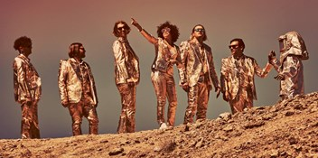 Arcade Fire eye a third Number 1 album with Everything Now