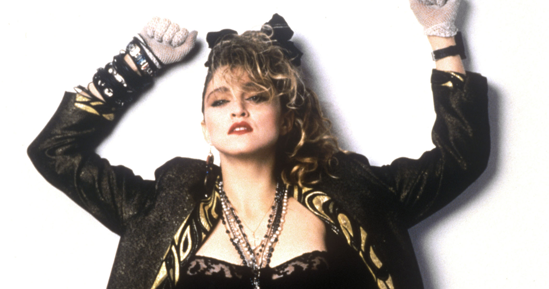 Madonna scored her first Number 1 single 32 years ago