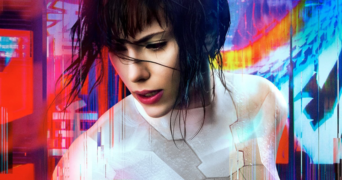 Ghost in the Shell set for DVD/Blu-ray Chart Number 1