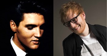 Ed Sheeran pips Elvis Presley to Albums Number 1 in one of the year's closest chart races
