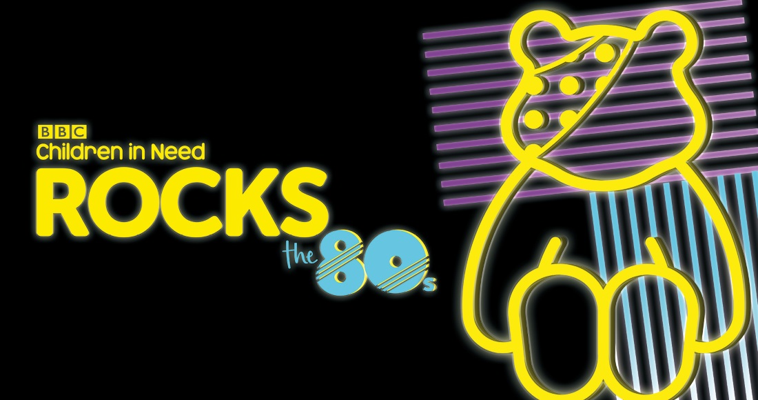BBC Children in Need Rocks The 80s concert announced for Wembley Arena - and the lineup is huge...