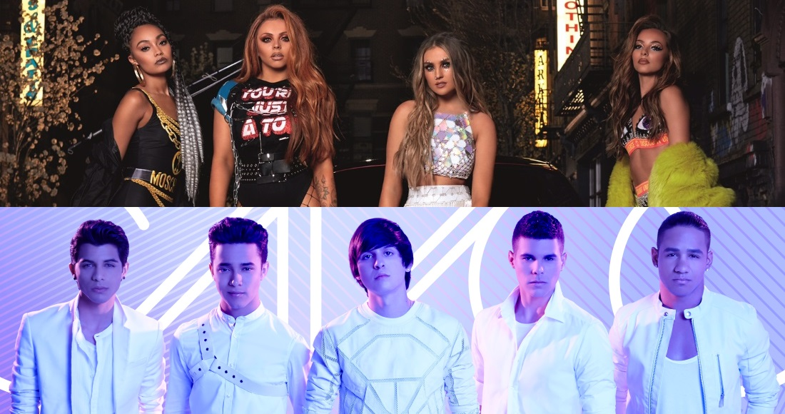 Learn the lyrics to Little Mix & CNCO's Reggaetón Lento