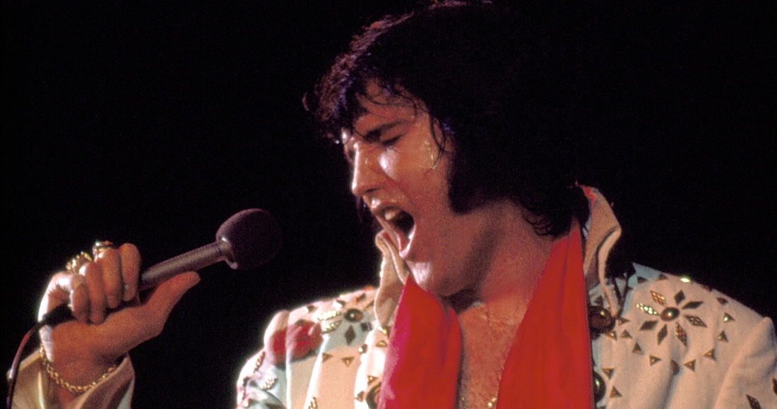 The Official Top 50 biggest selling Elvis Presley singles revealed