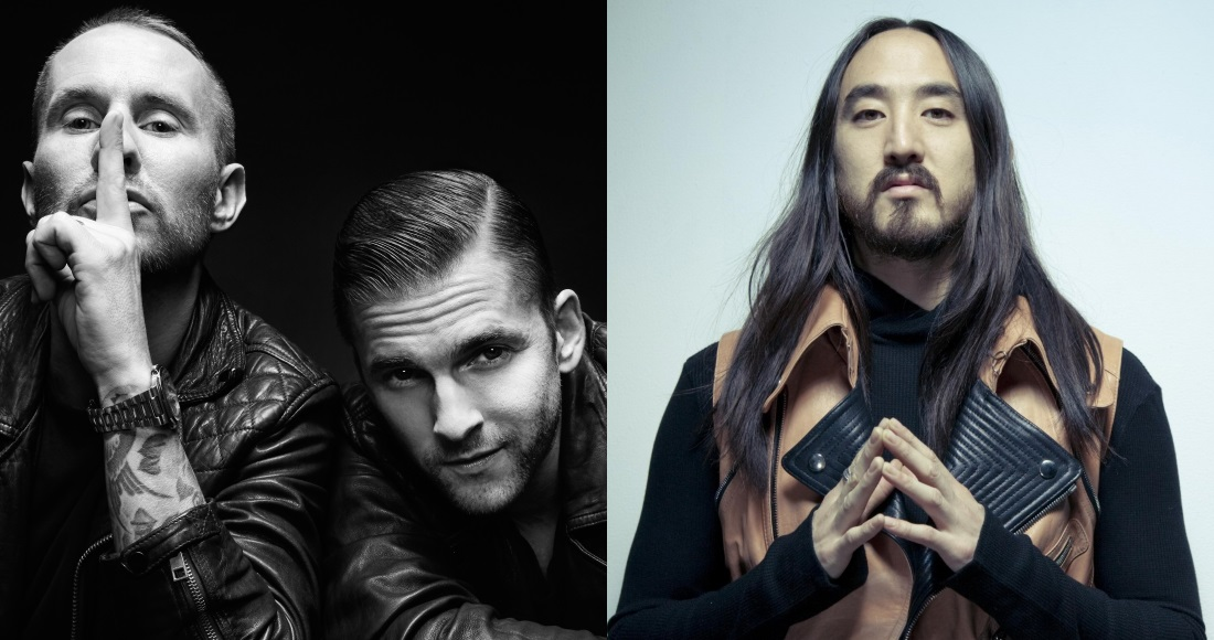 Galantis and Steve Aoki on how to create the perfect banger