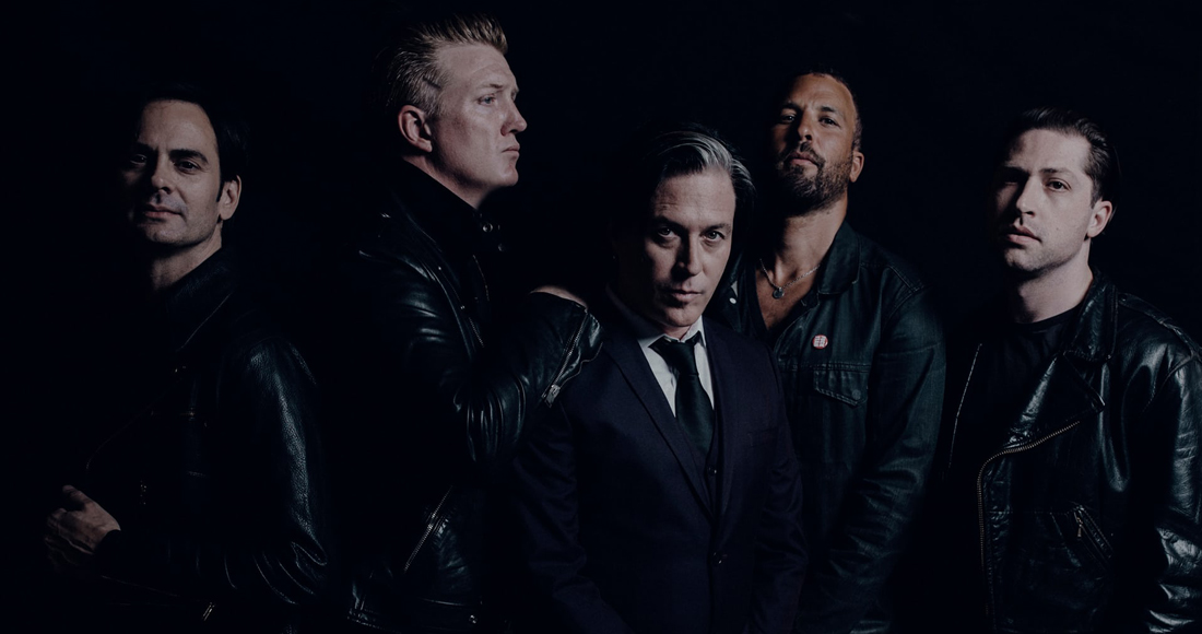 QOTSA lead all-American race for this week's Number 1 album